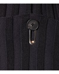 Calvin Klein - Black Willis Knit Dress - Lyst