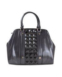 Versace Jeans | Gray Handbag | Lyst