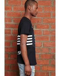 Forever 21 | Black Civil Moments Make The Man Tee for Men | Lyst