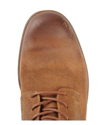 Napapijri | Brown Combat Boots for Men | Lyst