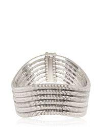 Lara Bohinc - Metallic Galaxy Bangle Bracelet - Lyst