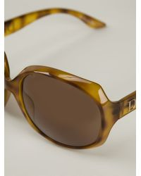 Dior - Natural 'Glossy 1' Sunglasses - Lyst