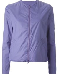 Aspesi - Pink Zipped Jacket - Lyst