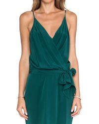 Rory Beca - Green Molly Dress - Lyst