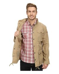 Fjallraven | Natural Raven Jacket for Men | Lyst
