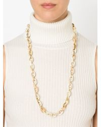 Ashley Pittman | Metallic Classic Anchor Chain | Lyst