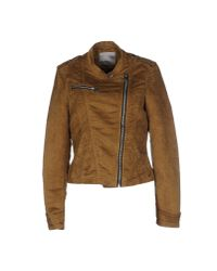 Vero Moda - Green Jacket - Lyst
