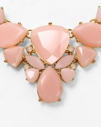 """kate spade new york - Pink Color Pop Necklace, 17"""" - Lyst"""
