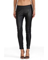 Elizabeth and James | Black Darcy Trousers | Lyst