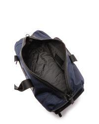 Michael Kors - Blue Ballistic Nylon Gym Bag for Men - Lyst