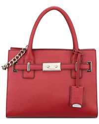 Nine West | Red Internal Affairs Mini Tote | Lyst