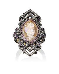 Sevan Biçakci | Black Theodora Ring | Lyst