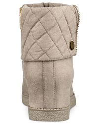 Marc Fisher - Natural Carolann Booties - Lyst