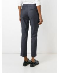 Etro - Blue Tailored Trousers - Lyst