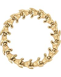 Shaun Leane | Metallic Serpent's Trace 18ct Yellow-gold Bracelet | Lyst