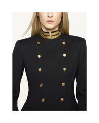 Ralph Lauren Black Label | Black Stretch-wool Dalston Jacket | Lyst
