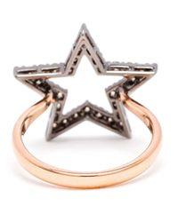 Rosa De La Cruz   Pink Diamond Star Ring   Lyst
