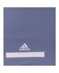 Adidas By Stella McCartney - Blue Running Performance T-shirt - Lyst