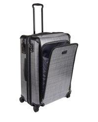 Tumi | Metallic Graphite Tegra-lite Max Medium-trip Packing Case for Men | Lyst