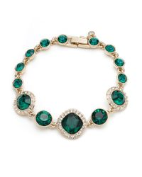 Givenchy | Faceted Scatter Bracelet- Green | Lyst