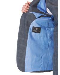 Skopes - Blue Mountjoy Classic Suit Jacket for Men - Lyst