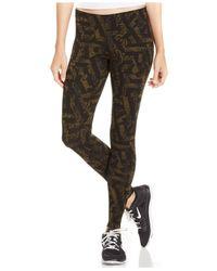 Nike | Green Leg-a-see Printed Leggings | Lyst