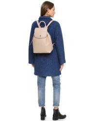 Tory Burch | Natural Brody Backpack - Bark | Lyst