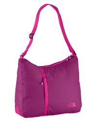 The North Face - 'flyweight' Tote - Purple - Lyst