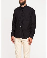 Our Legacy - Black Classic Shirt for Men - Lyst