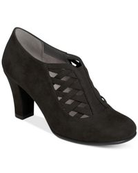 Aerosoles - Black Head Role Shooties - Lyst