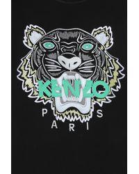 KENZO - Black Iconic Tiger Sweater - Lyst