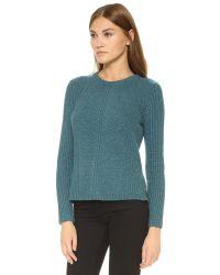Madewell - Multicolor Sophia Ribbed Sweater - Lyst