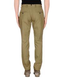 Tonello - Natural Casual Trouser for Men - Lyst