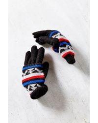BDG - Multicolor Second Layer Plush Glove - Lyst