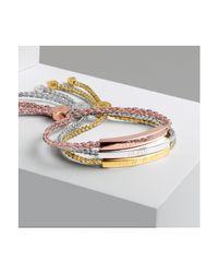 Monica Vinader - Pink #sheinspiresme Friendship Bracelet - Lyst