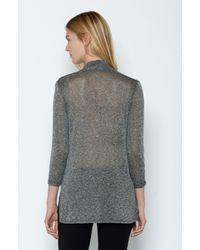 Joie - Gray Estee Sweater - Lyst