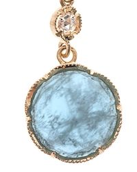 Irene Neuwirth - Metallic Diamond, Aquamarine & Gold Earrings - Lyst