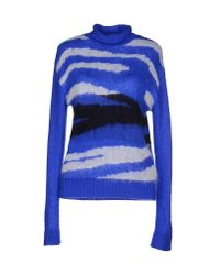 Space Style Concept | Blue Turtleneck | Lyst