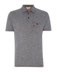 Original Penguin | Blue Landy Polo Short Sleeve Polo Shirt for Men | Lyst