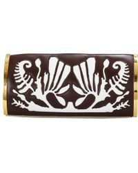 Maiyet | Brown Ayla Clutch | Lyst