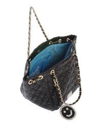 Secret Pon-pon - Black Handbag - Lyst