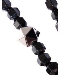 Luis Morais - Gray Hematite and Whitegold Bracelet - Lyst