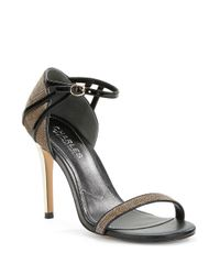 Charles by Charles David | Ricky Metallic Heels | Lyst