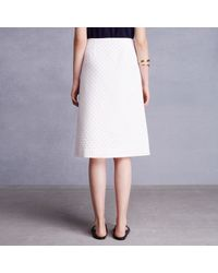 Trademark | White Dot Skirt | Lyst