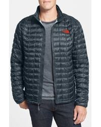 The North Face | Blue Primaloft Thermoball Full Zip Jacket for Men | Lyst
