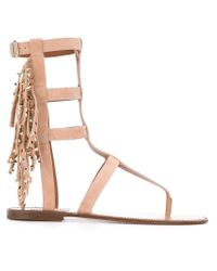 8970f2684a2830 Gallery. Previously sold at  Farfetch · Women s Gladiator Sandals Women s  Valentino ...