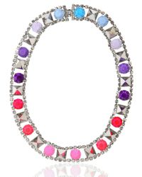 Tom Binns | Multicolor Noble Savage Color Necklace | Lyst