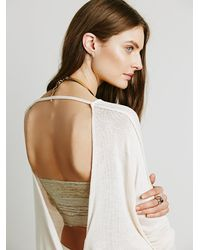 Free People | Natural We The Free Womens We The Free Shadow Hacci | Lyst