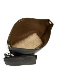 Calvin Klein   Black Reversible Crossbody Bag   Lyst
