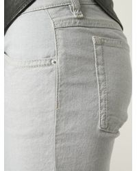 Étoile Isabel Marant | Gray Skinny Jeans | Lyst